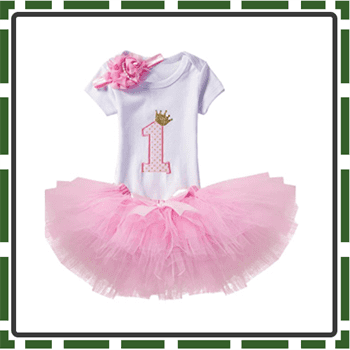 Best Baby romper Girl First Birthday Outfits