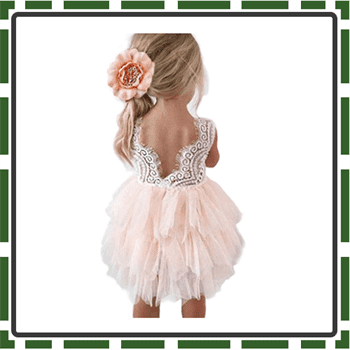 Best Stylish Baby Girl First Birthday Outfits