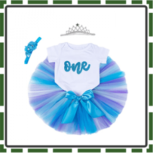 Best Bling Baby Girls First Birthday Outfits