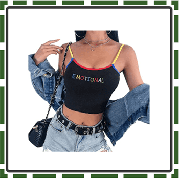 Best Spaghetti Aesthetic Outfits for Girls