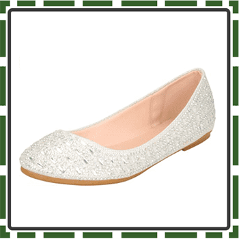 Best Crystal Girls Khussa Shoes