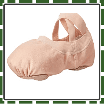 Best Canvas Ballet Shoes for Girls