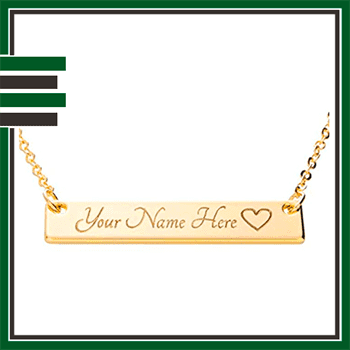 Best Customizable Name Necklaces