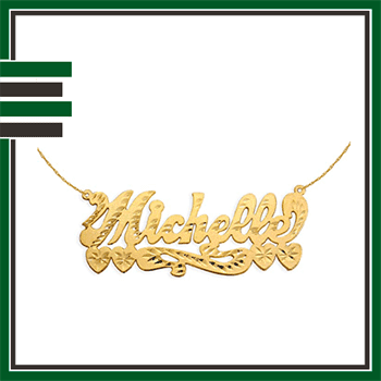 Best Sterling Name Necklaces