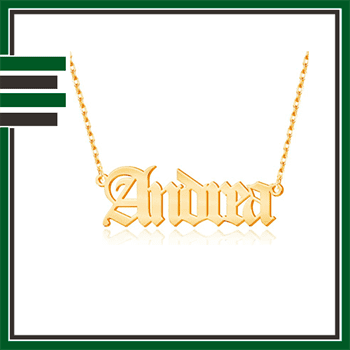 Best Custom Name Necklaces