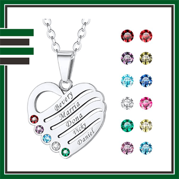 Best Silver Name Necklaces