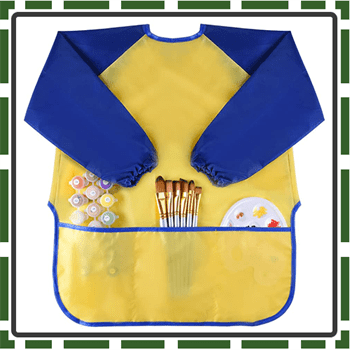 Best KUUQA Painting Aprons for Kids