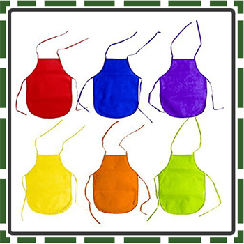 Best Super Painting Aprons for Kids