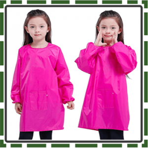 Best Long Sleeves Painting Aprons for Kids