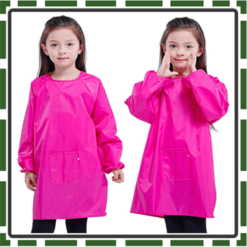 Best Long Sleeve Painting Aprons for Kids