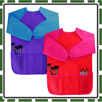 Best Dreampark Painting Aprons for Kids