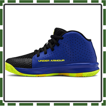 Best Basketball Under Armour Shoes for Kids