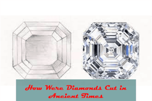 How Were Diamonds Cut in Ancient Times
