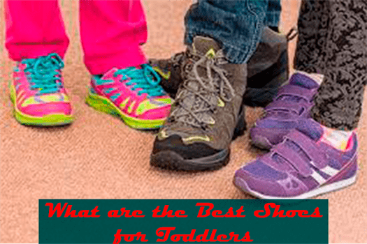 What are the Best Shoes for Toddlers
