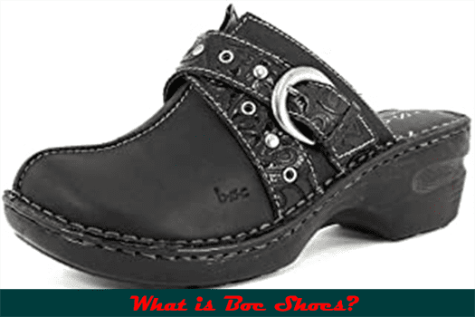 What is Boc Shoes