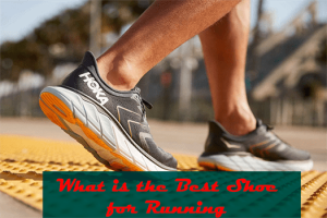 What is the Best Shoe for Running
