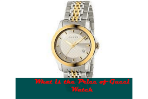 What is the Price of Gucci Watch