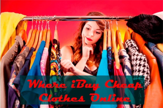 where can i buy cheap clothes online